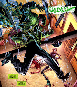 Last issue, an aged Kato takes Britt down into the Hornet's Lair.