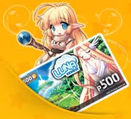 Luna Online Card e-Pins