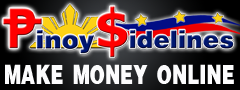 Pinoy Sidelines - Make Money Online