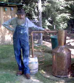 My hero, the last of the great moonshiners.