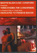 DVD + CD - Three Studies for a Crusifixion dedicated to Francis Bacon