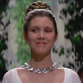 Movie Viewing Girl: Why I love Princess Leia
