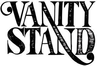 vanity stand
