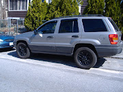 Finally, after custom painting numerous sets of Jeep rims, I have found the .