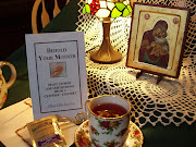 "<b>Have ""Tea with Mary""</b>"