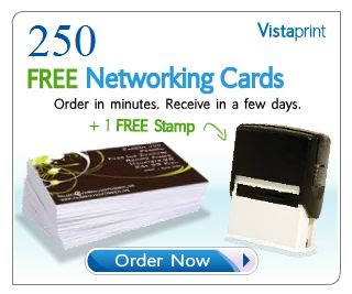 "Marketing Demand Ordering ""Networking"" Cards Huh"