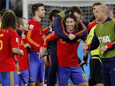 Fotos del España-Portugal