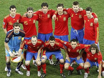 Gana la Selección Española por un 1-0 contra Portugal