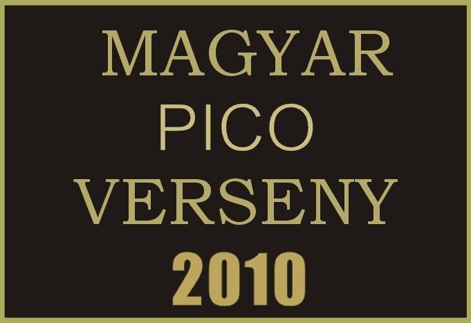 Első Magyar Pico verseny