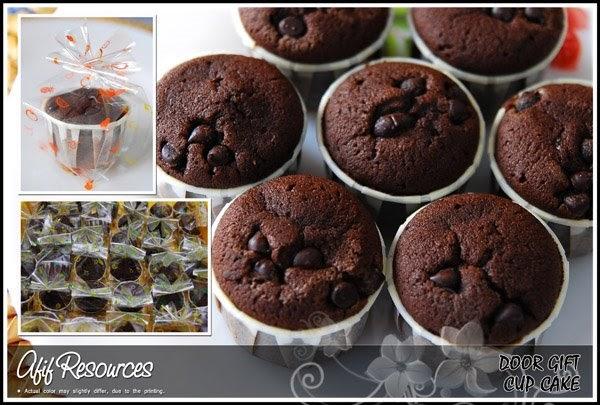Cookies For Wedding Door Gift : Garden Cakes & Cookies :.: Door Gift / Wedding Gift Packaging