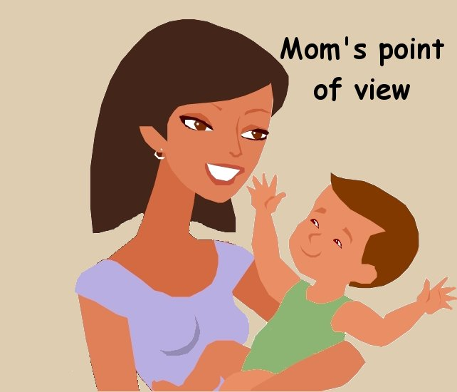 Mom's point of view