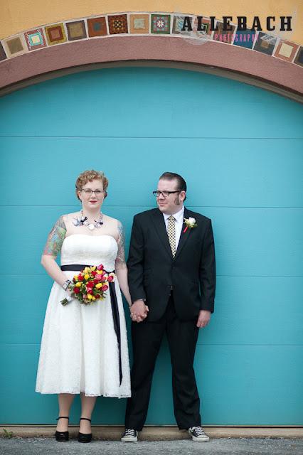 Rockabilly Vintage Wedding