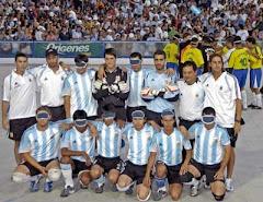 Futbol Paraolimpico