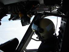 Delante en Cabina , el Piloto