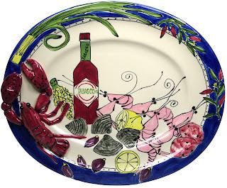 Seafood Buffet Platter by Tika