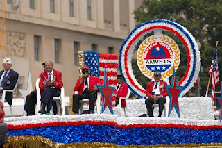 Tuskegee Airmen at Memorial Day Parade