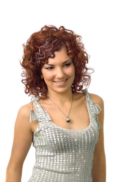 curly hair with bangs hairstyles. naturally curly hair cuts.