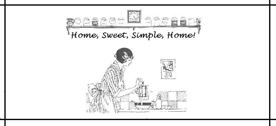 HomeSweetSimpleHome