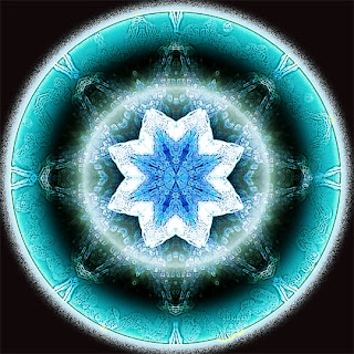 crystal portal mandala