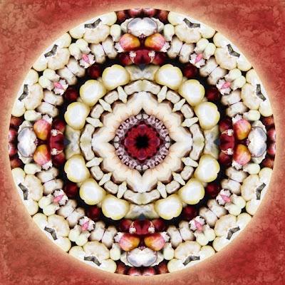 Harvest Jewel Mandala