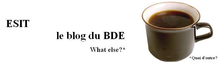 le blog du BDE