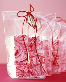 Malvaviscos marmolados para navidad (receta)
