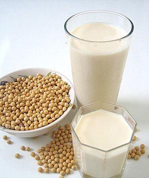 Como hacer leche de soya casera