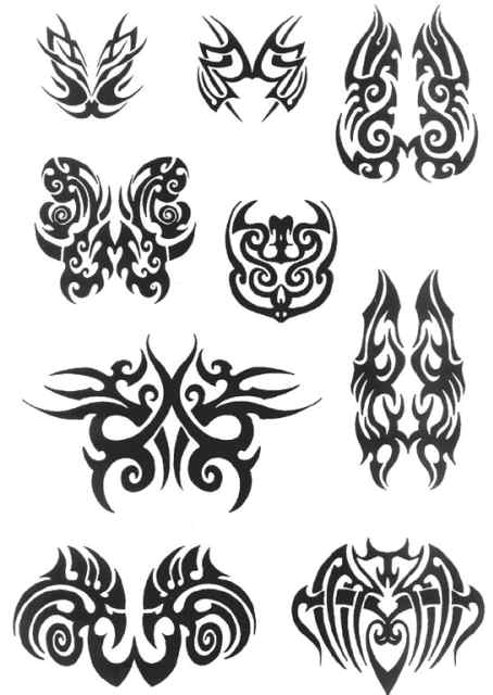 9 custom tattoo designs