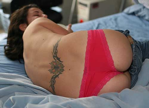 feminine lower back tattoo designs have by far been the most popular tattoo