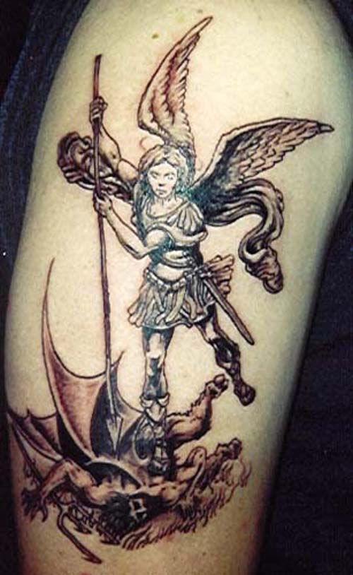 Angel Of Death Angel Tattoo Hand Angel Tattoos Angel Tattoos Design
