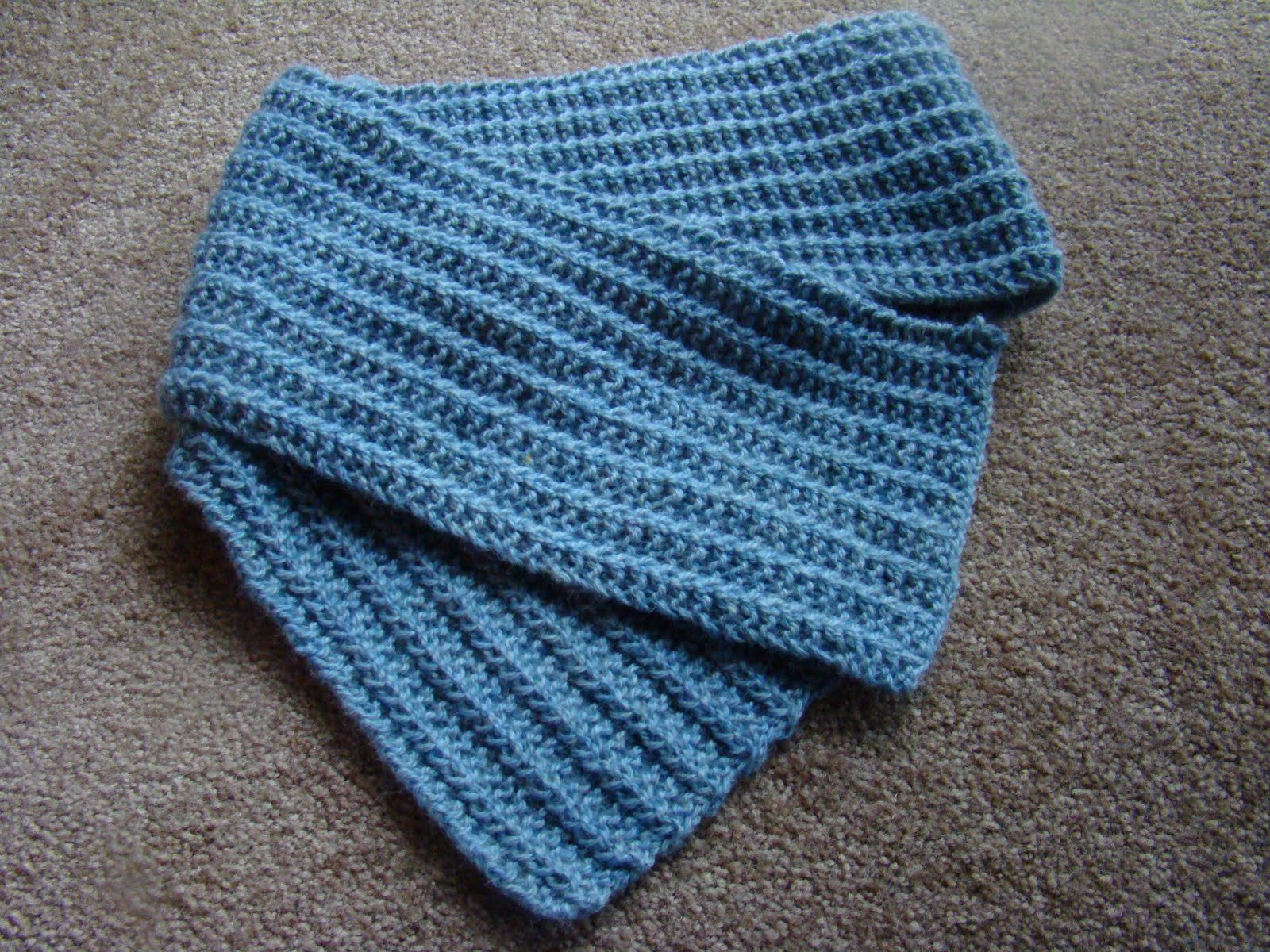 Knit Scarf Pattern Yarn Over : Stitch Along with Me: Update and Two Scarves