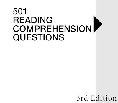 501 Reading Comprehension Questions 3e