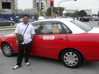 Perkhidmatan teksi
