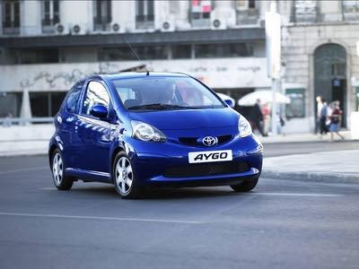 Toyota on Modern Car  Toyota Aygo Modern Cars