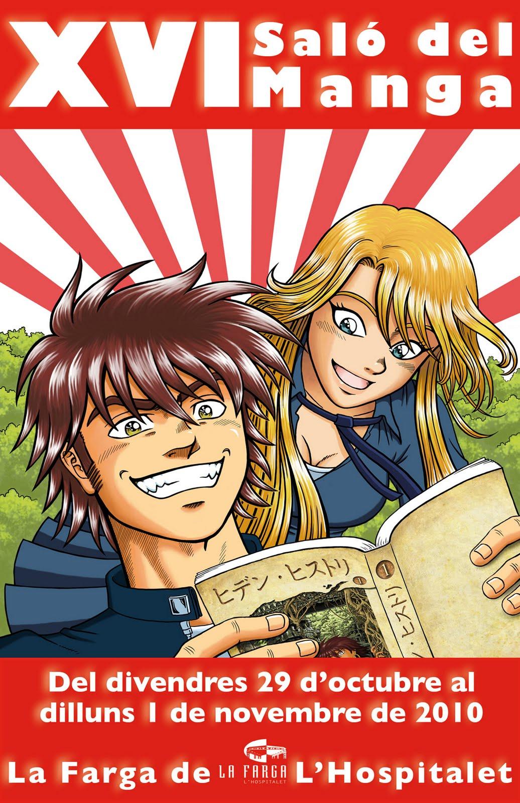 Saló del Manga 2010