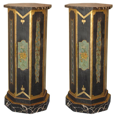 Aesthetic Faux Marble columns available at Southall