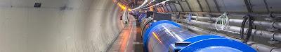 LHC gran colisionador de hadrones