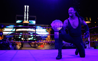 Undertaker World Heavyweight Champion