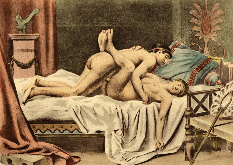 Just try one of the missionary position appears in ancient artwork of the ...