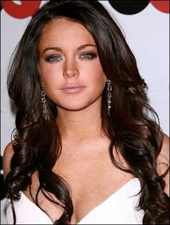 Lindsay Lohan Short Hairstyles