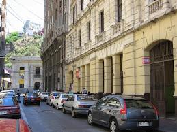 La calle Eleuterio Ramirez 432