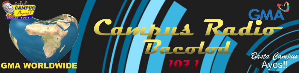 107.1 Campus Radio Bacolod
