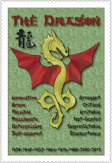 Chinese Dragon Sign