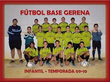 INFANTIL FB GERENA 2009-2010