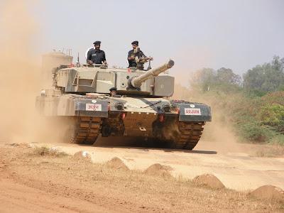 Arjun Mark-2 Tank