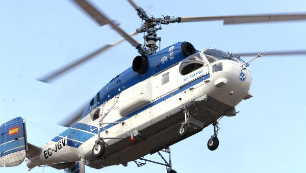 Elicottero Ka 32 : Russian helicopters company will supply four kamov ka