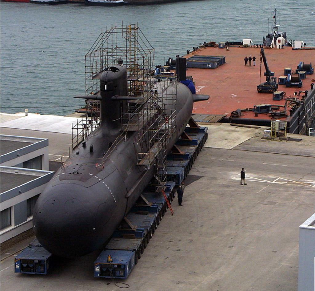 Новости программы строительства подводных лодок типа Scorpène в Индии