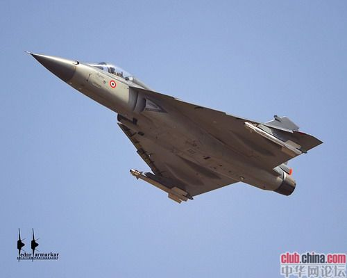 aero india programme Supersonic fighter has suffered a replacement Tejas