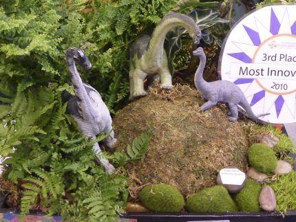 Dinosaur Garden By Bay Area Kids