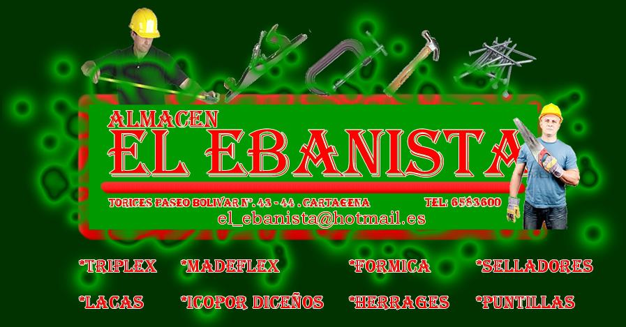 El ebanista!